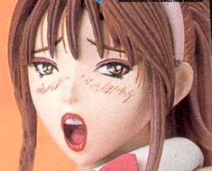 FG2117 1/5 Yuki Shihoudou Bunny Dress Lying