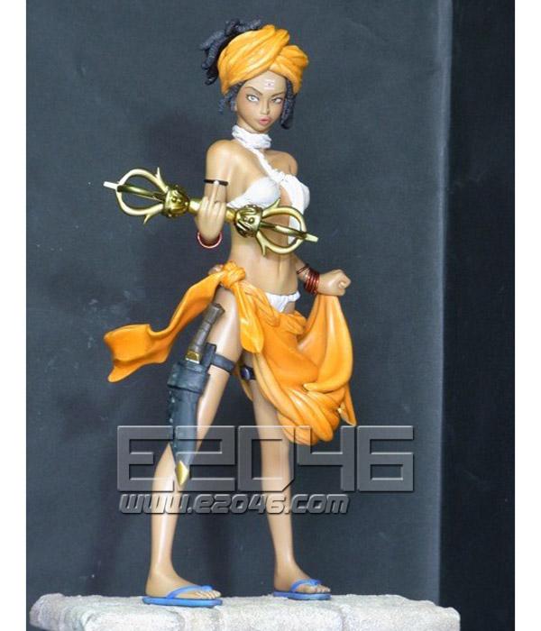 Sadhu Girl Sonia