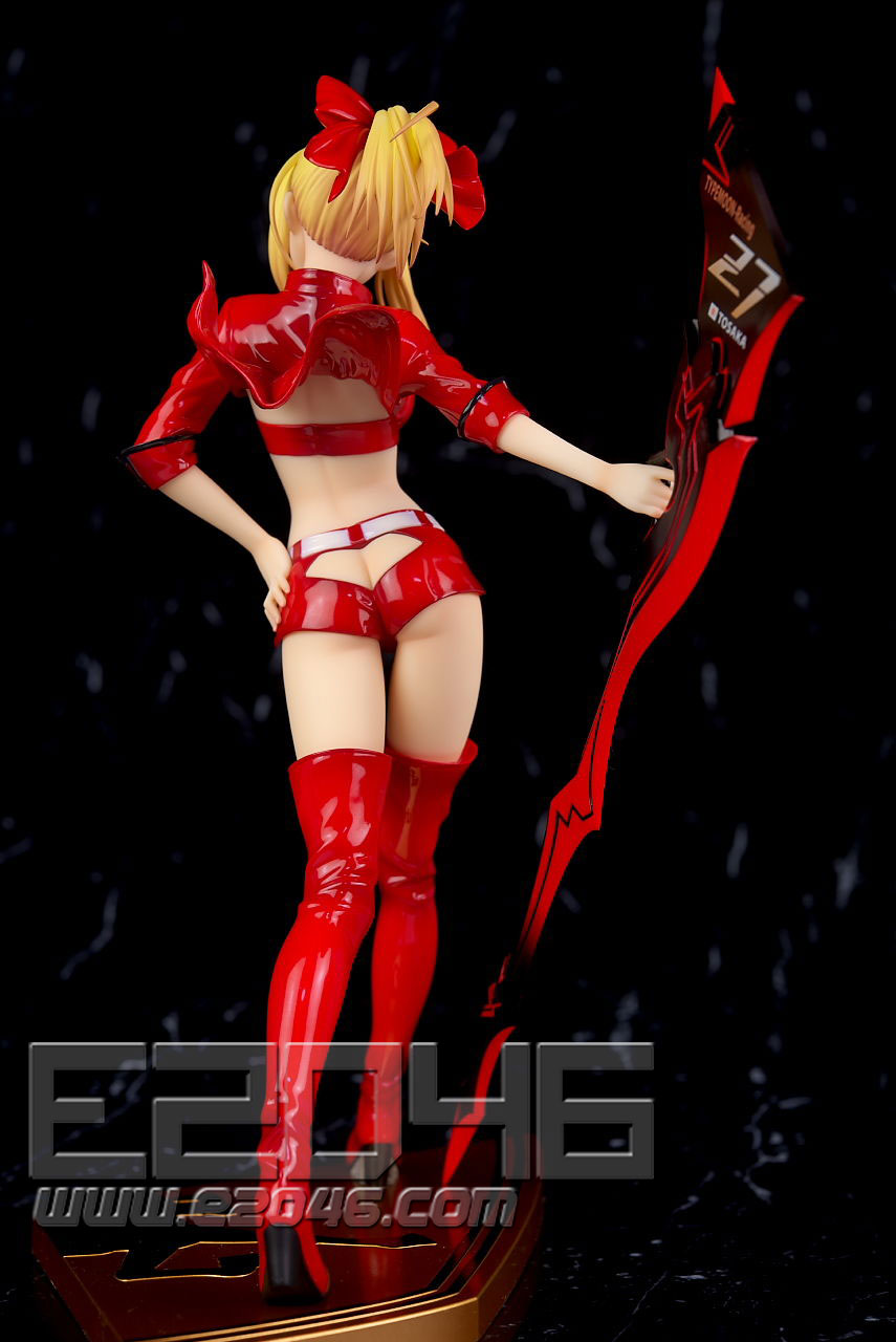 Nero Claudius Racing Version