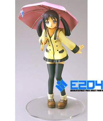小麻奈連雨傘