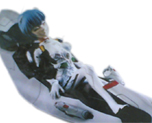 FG4990 1/6 Rei Ayanami with Space Ship