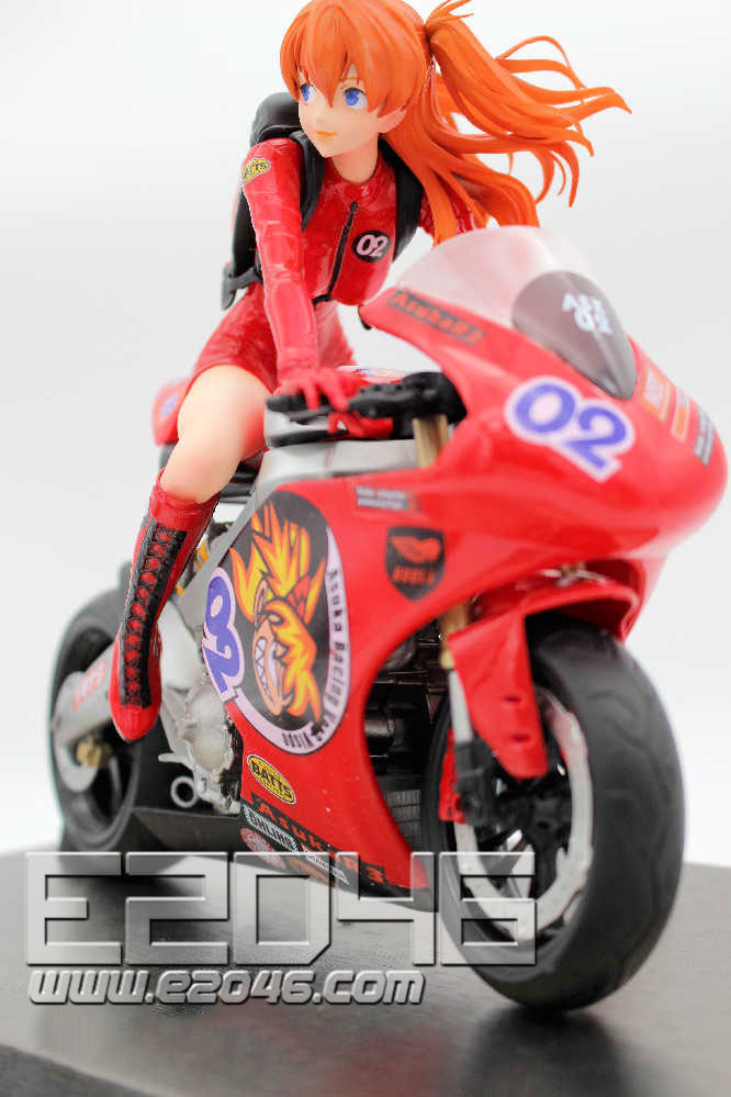 Asuka with Motorcycle 3