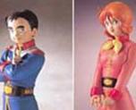 FG1004 1/12 Gundam Character 5P Set