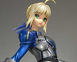 FG2786 1/6 Saber Armor Suit with Sword