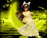 FG2762 1/6 Hazuki Clear Dress