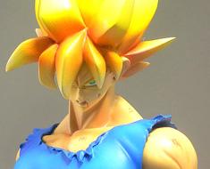 FG0001 1/8 Super Saiyan Son Goku