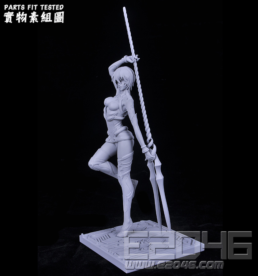 Rei Ayanami Plug Suit Version 2