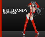 FG6173 1/5 Belldandy Sexy Devil
