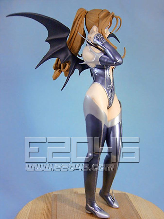 Winged Evil Belldandy Blue Dress