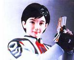 FG1186 1/8 Rena with Handgun