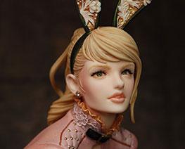 FG12021  Bunny Balmain