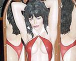 FG5198 1/4 Vampirella