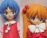 FG0781  SD Rei & Asuka Childhood