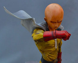 FG10963  One-Punch Man Bust