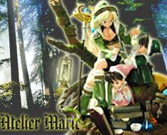FG0566 1/8 Atelier Marie I