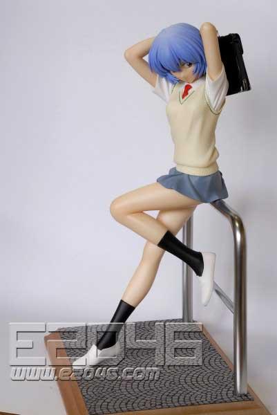 Rei Ayanami Transfer Student Version