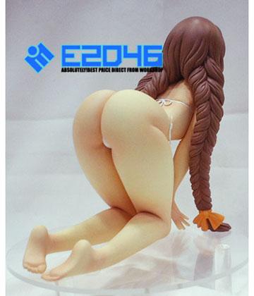 Marin Chan Bikini Crawling