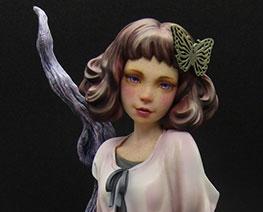 FG11162 1/7 Garden Girl Bust