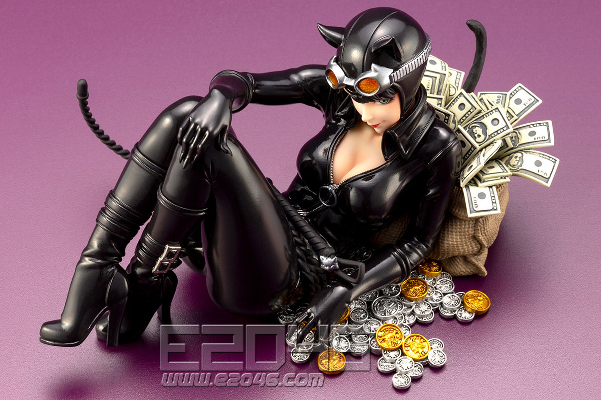 Catwoman Returns Version