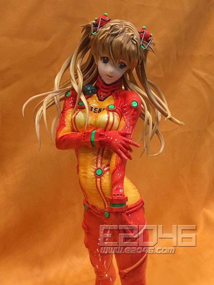 Asuka Plug Suit Version