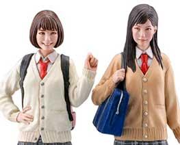 FG11816 1/12 Student Girl