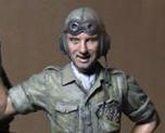 FG7090 1/20 Male Pilot B