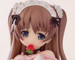 FG9078 1/6 Natsuha Strawberry Decoration Version