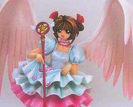 FG4920 1/6 Sakura Angel Wing