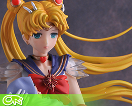 FG8990 1/6 Super Sailor Moon with Baby Hotaru