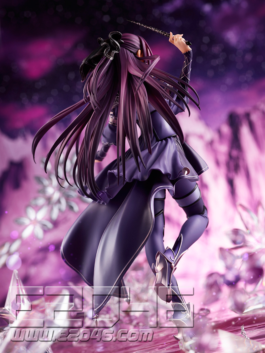 Scathach Second Ascension Version