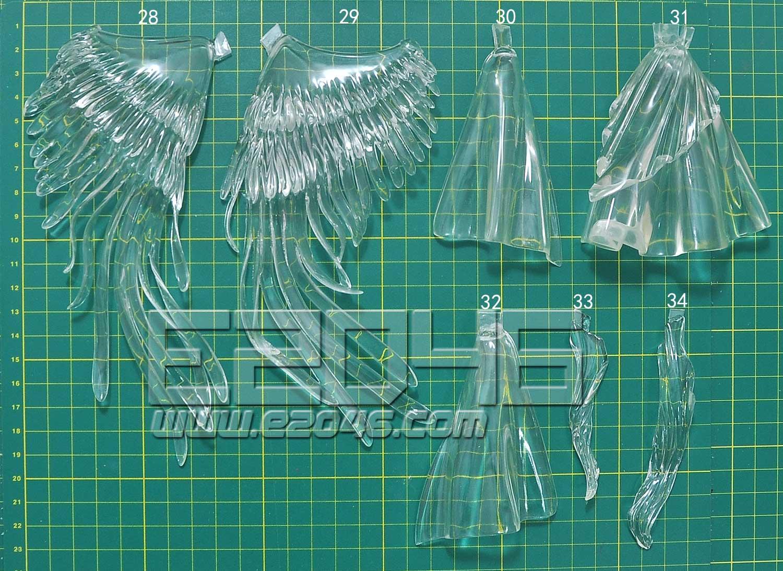 Belldandy Angel Clear Wings Version