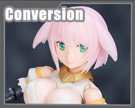 FG12610 1/1 Megami Device Sorcerer Conversion Kit