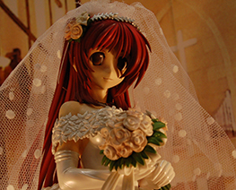 FG5648 1/6 Tamaki Kosaka Wedding Dress Ver.