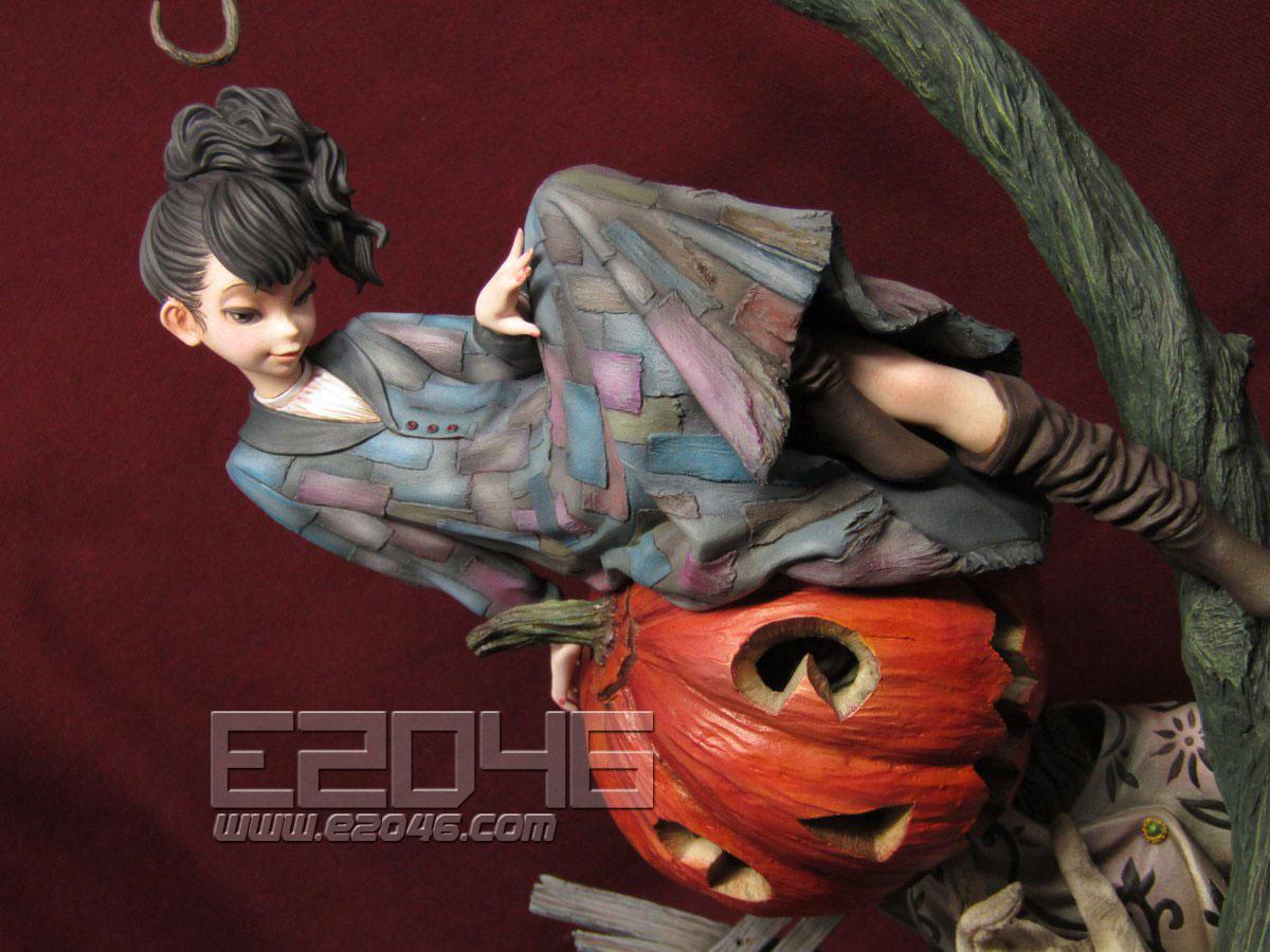 Probation Witch & Great Pumpkin
