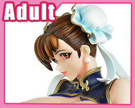 FG3133 1/4 Chun Li Busty Version