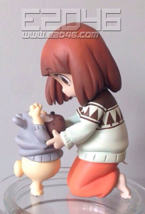 Childhood Mako & Guts