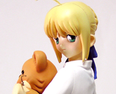 FG2920 1/8 Saber with Teddy Bear