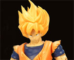FG5866 1/8 Super Saiyan Goku Conversion Parts