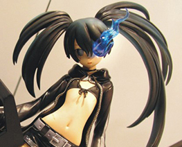 FG5746 1/6 Black Rock Shooter