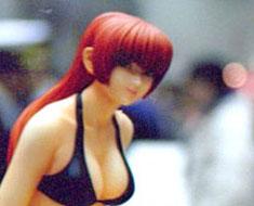 FG1874 1/6 Kasumi Black Bikini