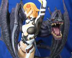 FG3738 1/5 Dragon Girl
