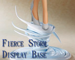 FG6957 1/6 Fierce Storm Display Base