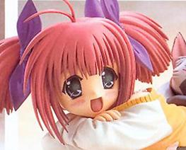FG2572 1/8 Wakabo Sakura and Lovely Cat