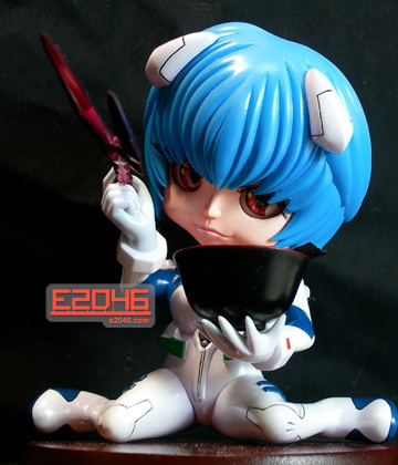 SD Rei Ayanami