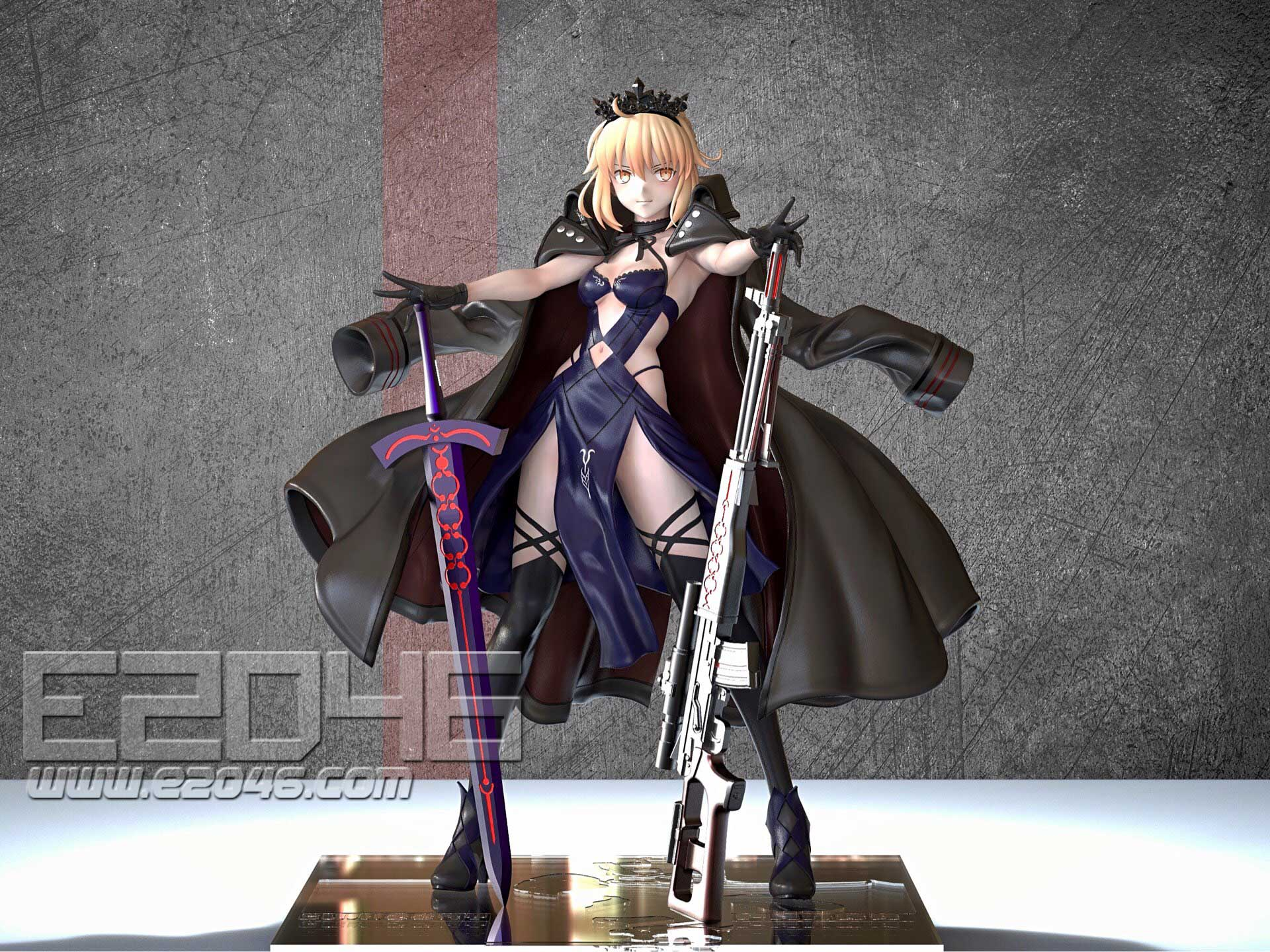 Altria Alter Swimsuit Version