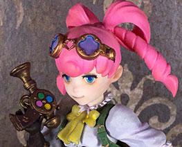 FG11357  Steampunk Girl