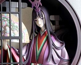FG12175  Murasaki Shikibu Bust