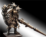 FG6118 1/6 银火龙装备猎人