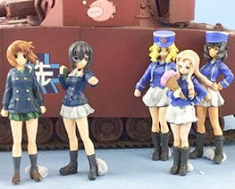 FG11230 1/35 Girl und Panzer Final Set