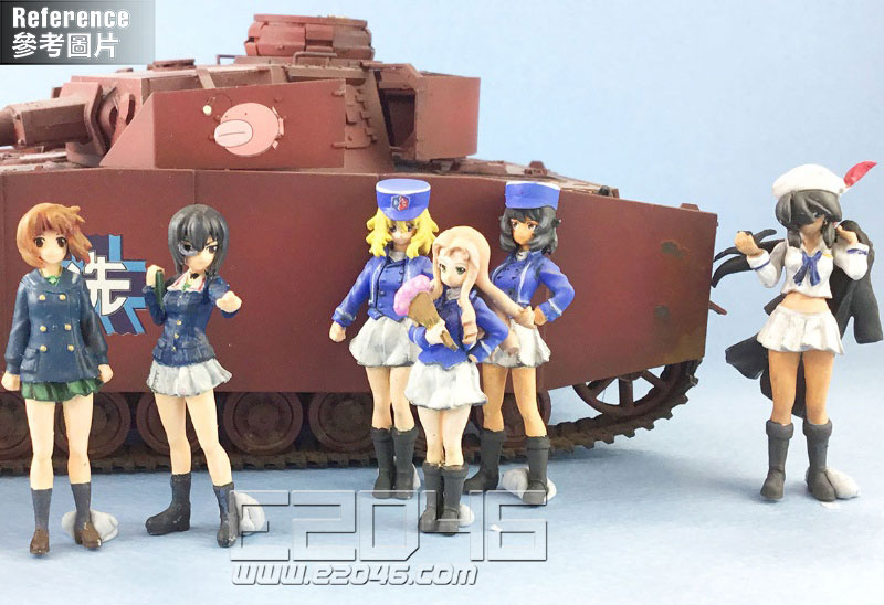 Girl und Panzer Final Set